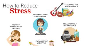 What are some ways to prevent stress
