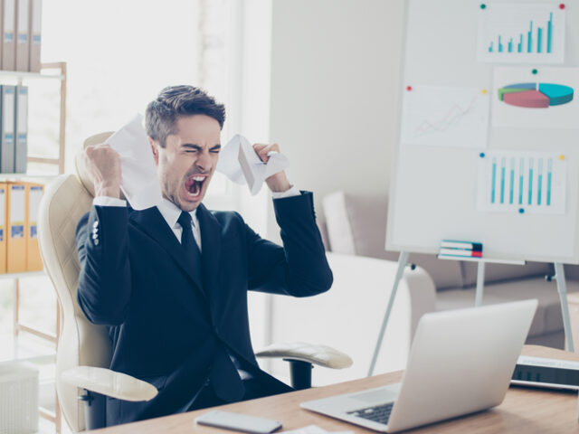 The effects of stress in a business